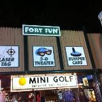 Fort Fun is truly fun!!