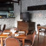 restaurant & international TV