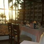 The Paradise restaurant which we enjoyed.