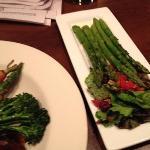 asparagus side