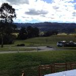 the vista from silos cellar door