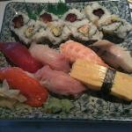Sushi Moriawase B