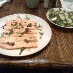 Baked Salmon Dish - Yummy