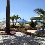 """utsikten från vår """"King Garden view"""""""