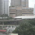 View from Room #605