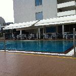 """piscine et restaurant """"Turque"""""""