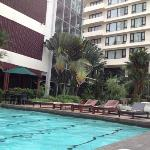 you can use Federal hotel swimming pool