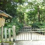 宗良親王墓所
