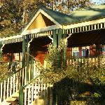 Our lodge - more like a homestead