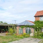 Foto di Kirkstead Old Mill Cottage
