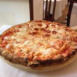 Pizza al tagliere per 3