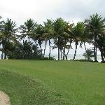 Golf in Paradise