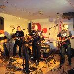 Live-Musik in der Tanzbar