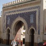 Entrance to the old medina
