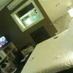 Mansion Room. The only clean & redeeming feature is the comfortable bed.