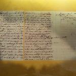 Carta de D. Pedro para a Marquesa