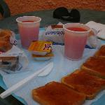 Desayuno 1 euro