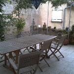 terrasse Maison de Violette