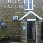 Jolly Sailor - not a bad little lunch stop.