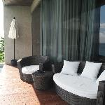 Honeymoon suite outdoor