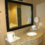 Our regular bathroom
