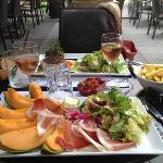 Cafe Le Mirabeau