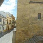La Mezquita dalla finestra