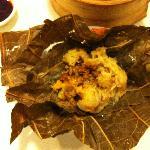 Lotus leave glutinuous rice~