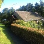 the hayloft suite