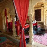 The Maharaja room