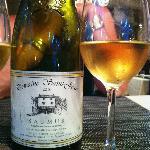 Un très bon vin blanc