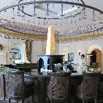 Tea house / lobby