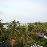 La Residence Hue Hotel & Spa; view from room