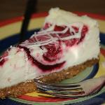 BCC Raspberry Cheesecake