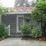 Key Westy cottage