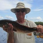 "29 1/2"" redfish"