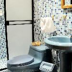 Baños de las habitaciones