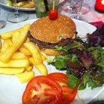 """leur """"maxi Burger"""",bon mais sans réelle surprise"""