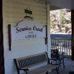 The Lodge at Service Creek Foto