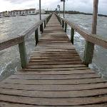 pier looking in