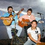 la trova del lago Carlos Rangel y Juan Sisay