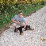 Maggie!!! Their dog : )