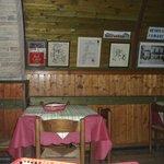 Lo Sparviero - Interno