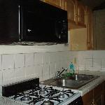 Kitchen area Room 26