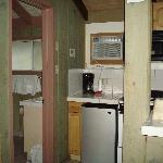 Kitchen and bathroom Room 26