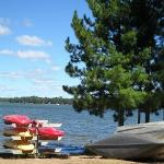Canoe, Kayak, Pedal & Fishing boats included