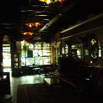Inside Bar Lobby