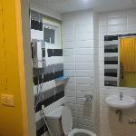 Toilet/bath room