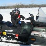 Skidoo Rider !