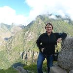 Glorious day at Machu Picchu!